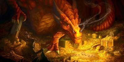Smaug & Bilbo