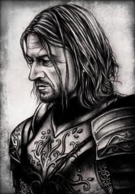 Boromir by Sasucook