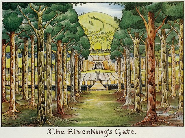 """The Elven King's Gate"" (εικόνα 4β)"