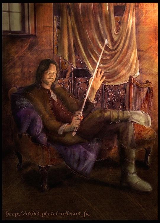Aragorn by Petite Madame