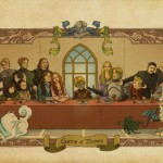 Game of Thrones - Last Supper - by Sheilalala