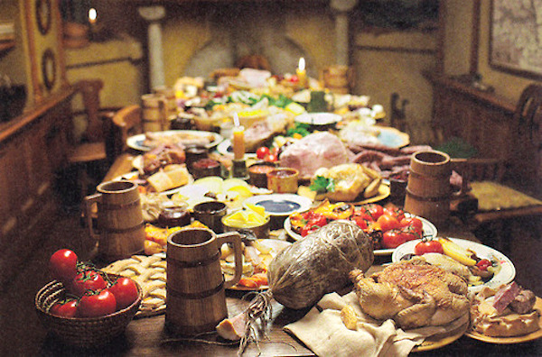 Bag End Feast