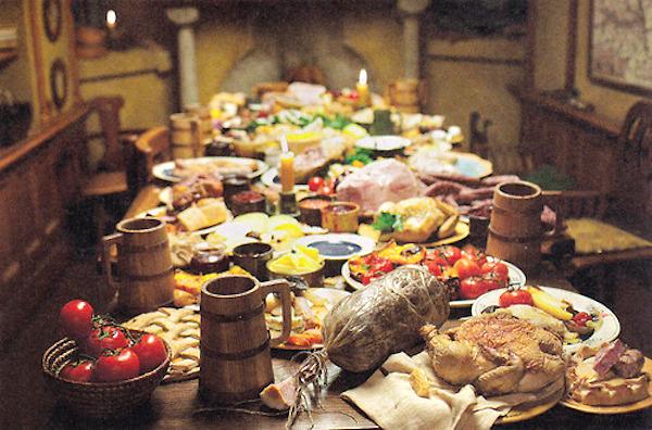Bag End Feast
