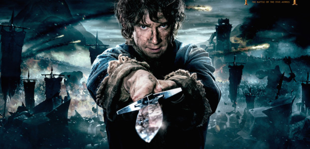 2014 The Hobbit: the battle of the five armies