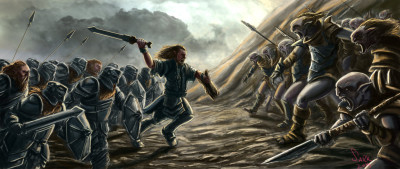 battle_of_azanulbizar_by_maiwand85-d86t8x1