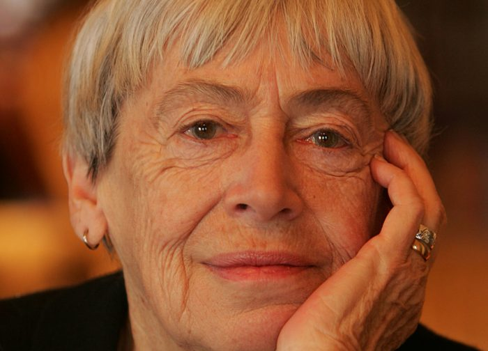 Ursula K. Le Guin – Η μεγάλη κυρία του Φανταστικού