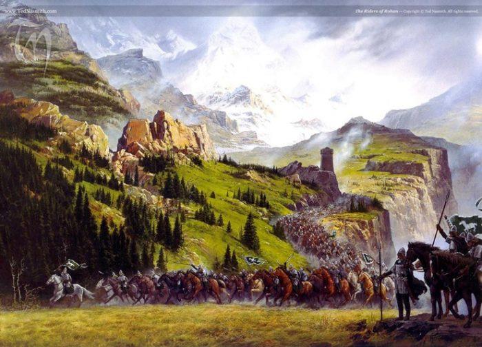 Οι Άρχοντες των Αλόγων – Από τους προγόνους του Eorl μέχρι τον Elfwine