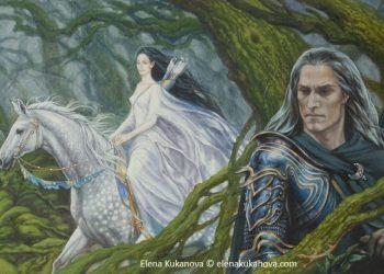 Eol και Aredhel Ar-Feiniel: Πως στραγγαλίστηκε ο Λευκός Ανθός των Noldor